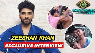 Divya Strong Contestant Hai, Zeeshan Ne Pratik Nishant Par Kahi Badi Baat | Bigg Boss OTT Interview