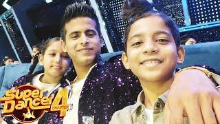 Super Dancer 4   Florina Aur Tushar Shetty Ke Sath Set Par Dikha Tejas, Kya Sath Me Perform Karenge?