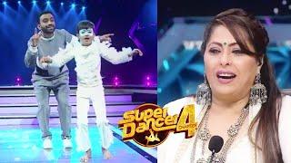 Super Dancer 4 Promo   Subrahnil Aur Pruthviraj Ka Magical Performance