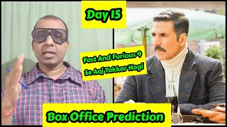 Bell Bottom Box Office Prediction Day 15, Fast And Furious 9 Aaj Akshay Kumar Ki Film Ko Takkar Degi