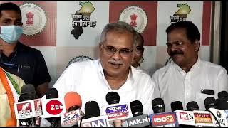 डी पुरंदेश्वरी के बयान व भाजपाइयों के नृत्य पर सीएम का पलटवार