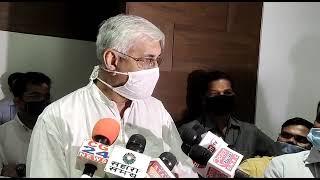 CG पर ध्यान दे भाजपा , व्यक्ति विशेष पर नहीं - TS सिंहदेव