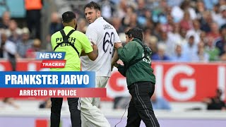 Prankster Jarvo arrested, Ben Stokes likely to miss T20 WC and more news