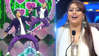 Super Dancer 4 Promo | Florina aur Tushar Shetty Ka Dhamaka Performance, Super 10 Me Entry