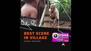 #Best Scene in #Village #Malkangiri