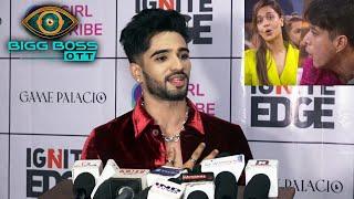 Bigg Boss OTT Par Zeeshan Ka Aisa Reaction, Ignite Edge Ke Party Par Dikha Zeeshan Ka Dashing Look