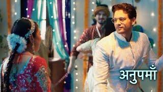 Anupama   08th Sep 2021 Episode Update   Anuj Aur Anupama Ka Garba, Jal Gaya Vanraj