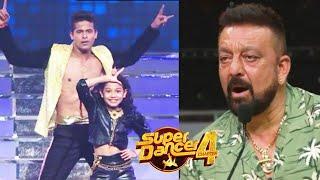 Super Dancer 4 Promo | Tamma Tamma Loge Par Tushar Shetty Aur Florina Ka Dhamakedar Performance