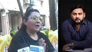 Sadaf Shaikh &Arpit Modi(Director Of JodhpurClub,Rajasthan) Distributes 5 Lt.Oil For Media Personals