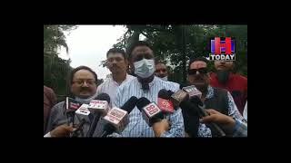 Hamirpur Congress President on Block congress committee