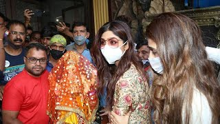 Super Dancer 4 Judge Shilpa Shetty Ke Ghar Aaye Ganpati, Lalbaug Ka Raja Jaisi Hai Murti