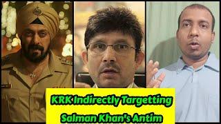 KeArKe Indirectly Targetting Salman Khan's Antim Says Is Film Ko Boycott Karna Hi Hoga