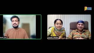 Padma Shri Suresh Wadkar & Padma Wadkar - Exclusive Interview - Ganpati Special Song Gajamukha