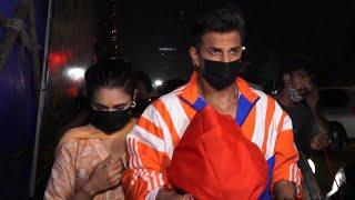 Prince Narula & Yuvika Chaudhary Taking Ganpati Bappa Home - Ganesh Chaturthi 2021
