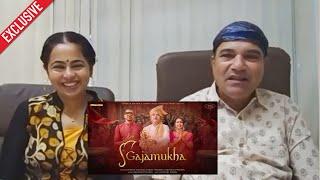Gajamukha Song | Suresh Wadkar & Padma Wadkar Exclusive Interview