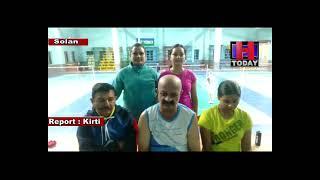 solan badminton कुम्हारहट्टी में 11 व 12 सितंबर को आयोजित होगी  बैडमिंटन प्रतियोगिता : रमेश चौहान