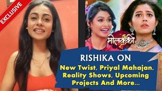 Molkki   Nandini Aka Rishika Nag On New Twist, Priyal Mahajan, Reality Shows And More...
