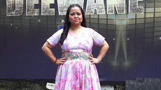 Dance Deewane 3 | Bharti Singh Spotted In Filmistan Studio Goregaon