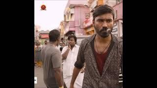 Dhanush Mass Warning | Maari Telugu Movie On Youtube | Bhavani HD #Shorts