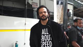Dance Deewane 3 & KKK 11 Maha Sangam Episode   Rohit Shetty Spotted At Filmistan Studio
