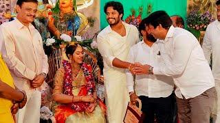 ರೇವತಿ ನಿಖಿಲ್ ಸೀಮಂತ ಶಾಸ್ತ್ರ | Revathi Nikhil Baby Shower | Nikhil Kumaraswamy