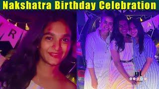????VIDEO: Nakshatra Birthday Celebration |  Chaitra Reddy, Shabana Shajahan