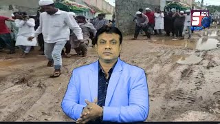 Shaheen Nagar Mein Ab janaza Le Jana Bhi Hogaya Hain Mushkil | Road Ke Naam Par Keechad |