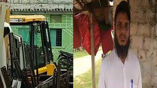 JCB Ki Chori | GPS Ki Madad Se  Kiya JCB ko Trace || Hyderabad Shamshabad | SACH NEWS |