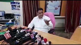 Waqf Land Di gai Lease Par Schools Ko | Chairman Mohd Saleem Speaks To Media | SACH NEWS |