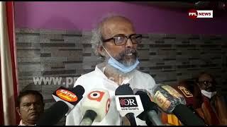 Balasore MP Pratap Sarangi On Joining Party in Balasore