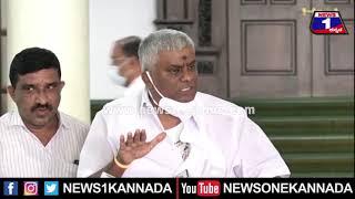 HD Revanna : ದೇವಸ್ಥಾನ ಒಡೆಯೋದು ಸರಿಯಲ್ಲ | Mysore Temple Demolished |