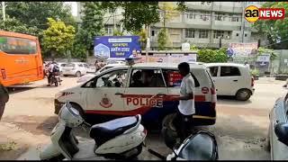 Narela में पुलिस द्वारा वेब पत्रकार कुनाल से  बदसलूकी में 5 दिन में जांच, पुलिस अधिकारियो का दावा