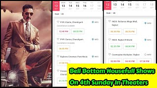 Bell Bottom Shows Housefull On 4th Sunday In Rajkot And Chandigarh, Big Achievement On Day 25