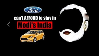 Can't Afford to Stay in Modi's India