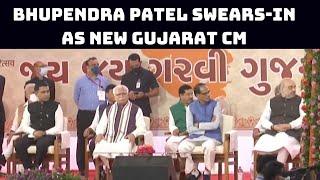 Watch: Bhupendra Patel Swears-In As New Gujarat CM | Catch News