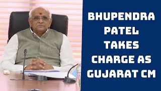 Bhupendra Patel Takes Charge As Gujarat CM | Catch News