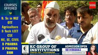 20 Kashmiri Pandits Visited Teethwal For Religious Rituals