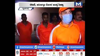 194 તાલુકામાં જળતાંડવ...કયાં પડયો 6 ઇંચ વરસાદ?| 7 AM News| Gujarat Rain| MantavyaNews