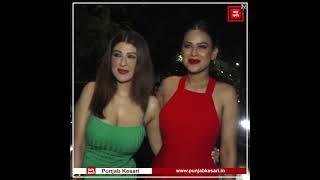 Watch: Celebs at Kanta Laga Song's Success Party