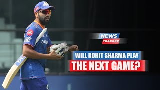 Mahela Jayawardene Reacts On Rohit Sharma's Availability For The Next Game and More News