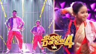 Super Dancer 4 Promo | Florina Aur Tushar Ke Performance Se Ude Sabke Hosh