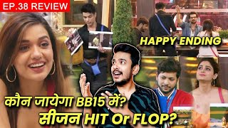 Bigg Boss OTT Review EP 38 LAST Episode | Divya Shamita Rakesh Pratik Nishant, Kaun Jayega BB 15 Me?