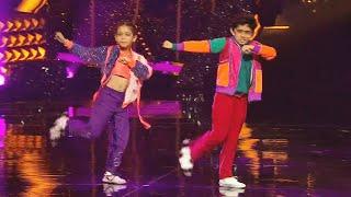 Super Dancer 4 | Sanchit Aur Florina Ne Kiye Ek Dusre Ke Signature Steps