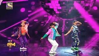 Super Dancer 4 Promo | Florina, Pruthviraj Aur Anshika Ka Performance, Govinda-Chunky Special