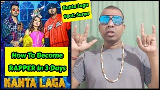 How To Become A RAPPER In 3 Days Feat: Tony Kakkar And Neha Kakkar's Kanta Laga Song