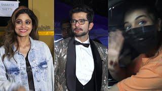 Divya Agarwal, Shamita Shetty & Raqesh Bapat After Bigg Boss OTT Finale - First Video
