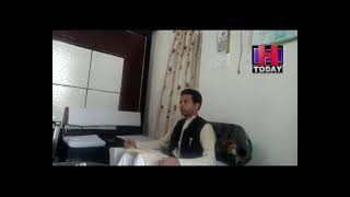 Hamirpur Sujanpur NCP President attacks Congress MLA Rana