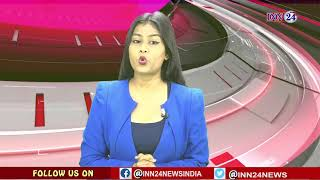 INN24:रायपुर गणेश विसर्जन मामले में महापौर एजाज ढेबर एक्शन मोड़ जोन क्र.1 के कमिश्नर नेतराम निलंबित
