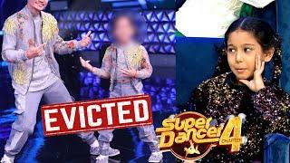 Super Dancer 4 Exclusive | Is Hafte Ye BIG Contestant Hue Eliminate