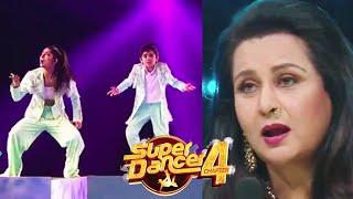 Super Dancer 4 Promo | Sanchit Aut Vartika Ke Innovative Performance Se Judges Bane Fan